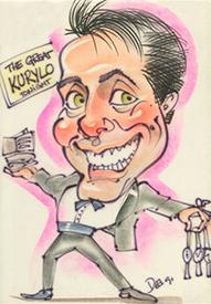 kurylo le pickpocket, caricature modifiée pour internet